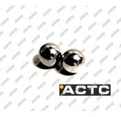 Шарнир рулевой тяги (граната) (наконечник) Carraro 28270
