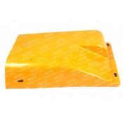 Крышка каретки желтая (правая) 123/05550
