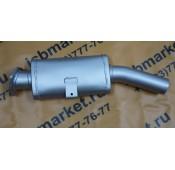 Глушитель (резонатор) АВ 123/03963