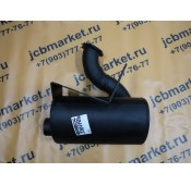 Глушитель (резонатор) AK 331/27844