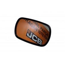 Зеркало заднего вида JCB наружное 123/04970